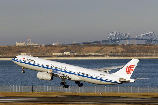 CA/CCA/中国国際航空 CA182 A330-300 B-5958