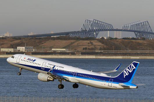 NH/ANA/全日空 NH403 A321 JA114A