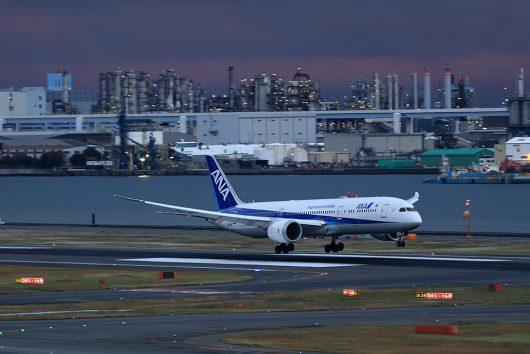 NH/ANA/全日空  B787-9 JA871A