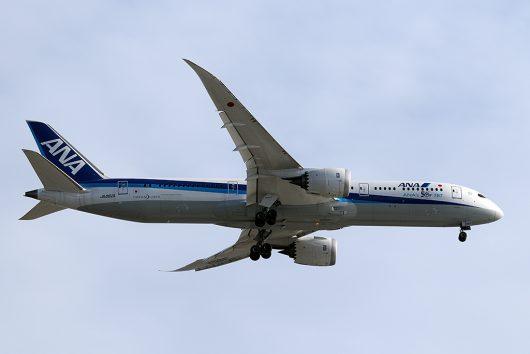 NH/ANA/全日空 NH864 B787-9 JA882A
