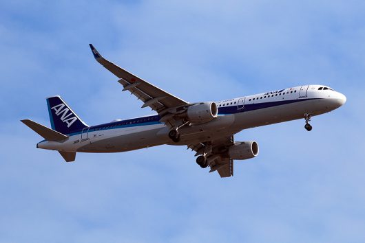 NH/ANA/全日空 NH678 A321Neo JA111A