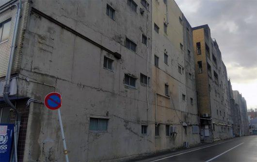岐阜駅前の香港