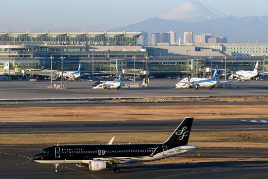 7G/SFJ/スターフライヤー  A320 JA22MC