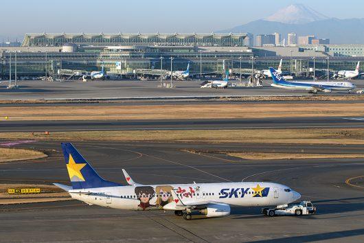 BC/SKY/スカイマーク  B737-800 JA73NG