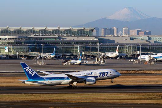 NH/ANA/全日空 NH583 B787-8 JA816A