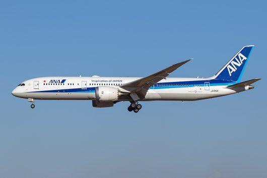 NH/ANA/全日空  B787-9 JA892A