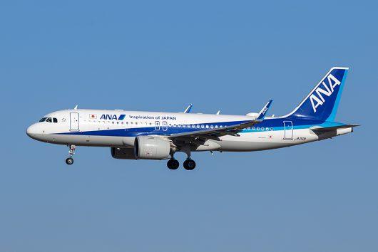 NH/ANA/全日空  A320NG JA212A