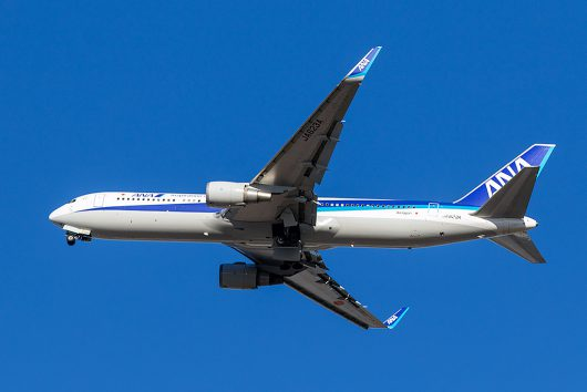 NH/ANA/全日空  B767-300ER JA623A