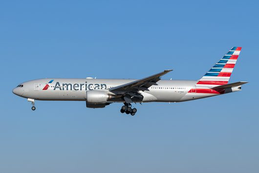AA/AAL/アメリカン航空  B777-200ER N778AN