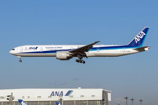 NH/ANA/全日空  B777-300ER JA734A