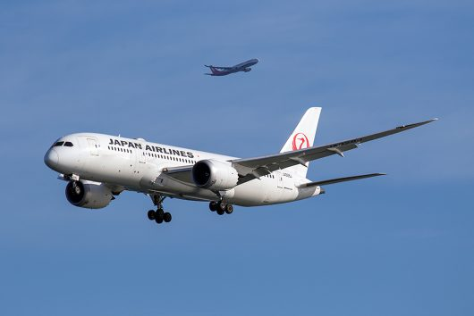 JL/JAL/日本航空 JL792 B787-8 JA828J