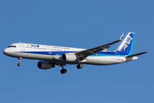 NH/ANA/全日空 NH26 A321 JA114A