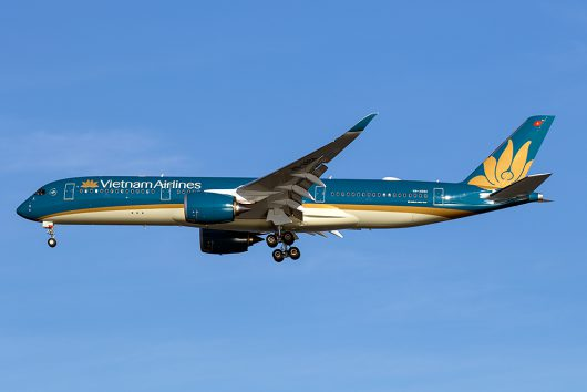 VN/HVN/ベトナム航空 VN384 A350-900 VN-A894
