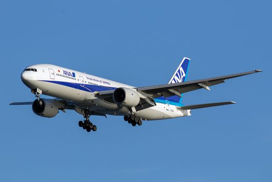 NH/ANA/全日空 NH996 B777-200 JA702A
