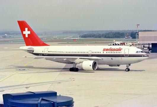 SR/SWR/スイス航空 A310-200 HB-IPA