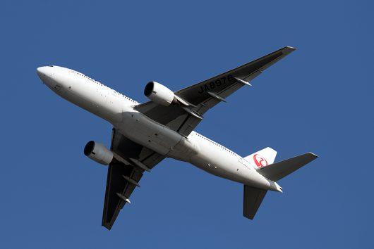 JL/JAL/日本航空 JL519 B777-200 JA8978