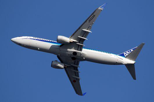 NH/ANA/全日空 NH385 B737-800 JA52AN