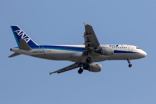 NH/ANA/全日空 NH1894 A320 JA8654