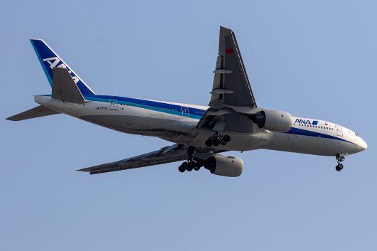 NH/ANA/全日空 NH64 B777-200ER JA707A