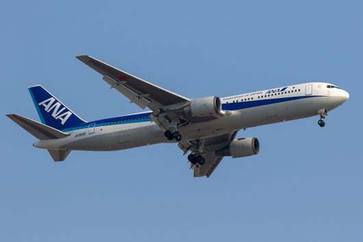 NH/ANA/全日空 NH90 B767-300 JA8568