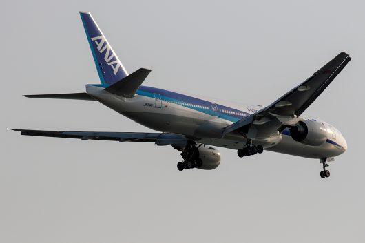 NH/ANA/全日空 NH666 B777-200 JA714A