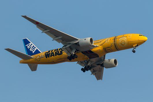NH/ANA/全日空 NH996 B777-200ER JA743A