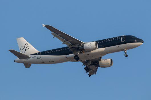 7G/SFJ/スターフライヤー 7G24 A320 JA06MC