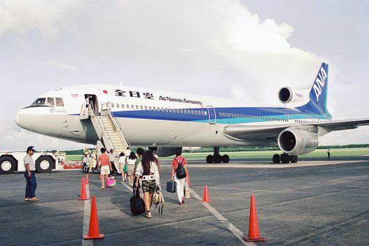 L-1011 サイパン空港