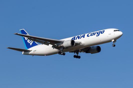 NH/ANA/全日空 NH8740 B767-300ERF JA602F