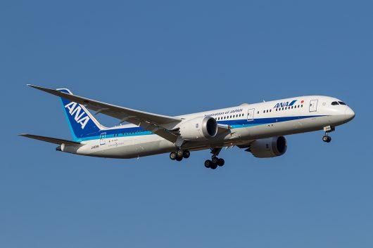 NH/ANA/全日空 NH177 B787-9 JA836A