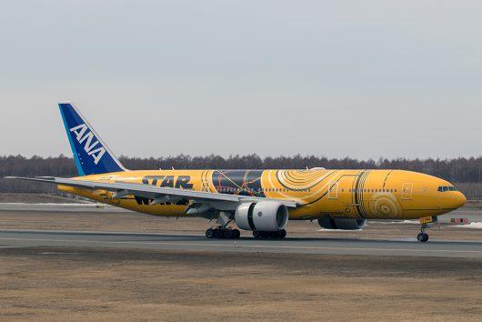 NH/ANA/全日空  B777-200ER JA743A