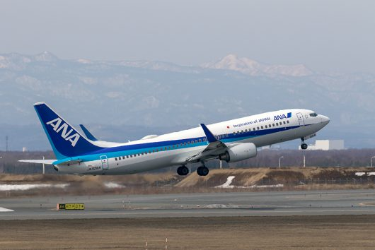 NH/ANA/全日空  B737-800 JA52AN