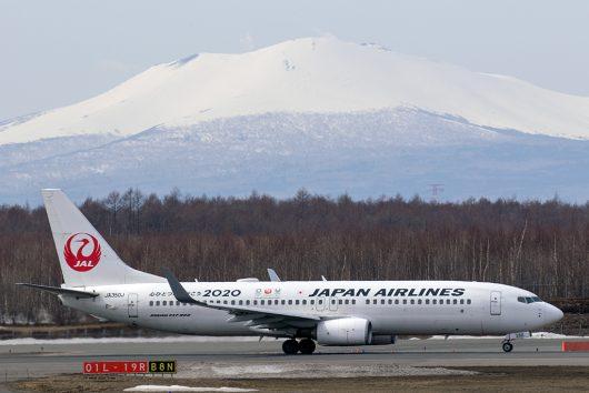 JL/JAL/日本航空  B737-800 JA350J