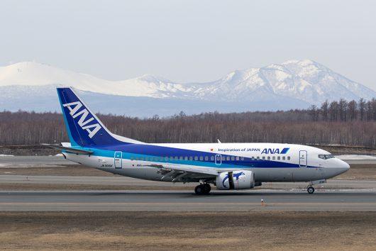 NH/ANA/全日空  B737-500 JA306K