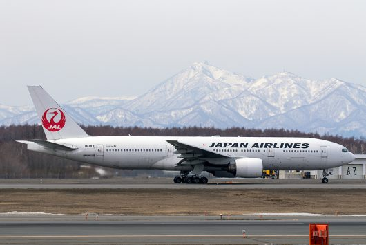 JL/JAL/日本航空  B777-200 JA010D