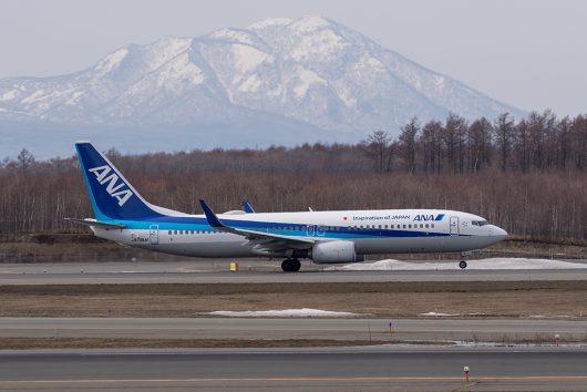 NH/ANA/全日空  B737-800 JA78AN
