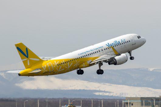 JW/VNL/バニラエア  A320 JA06VA