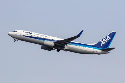 NH/ANA/全日空  B737-800 JA76AN
