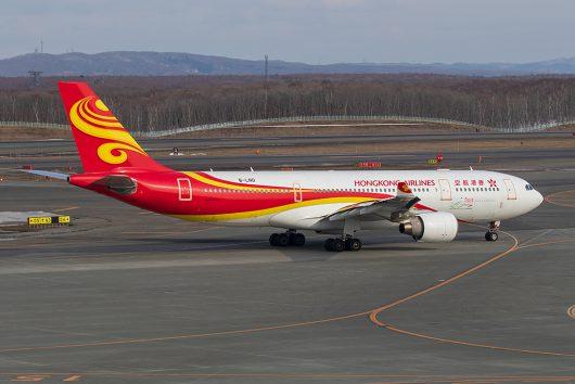 HX/CRK/香港航空  A330-200 B-LND