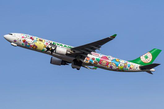 BR/EVA/エバー航空  A330-300 B-16333