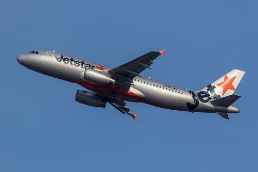 GK/JJP/ジェットスタージャパン  A320 JA05JJ