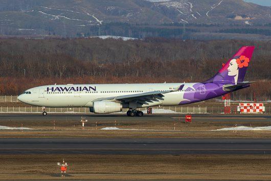 HA/HAL/ハワイアン航空  A330-300 N382HA