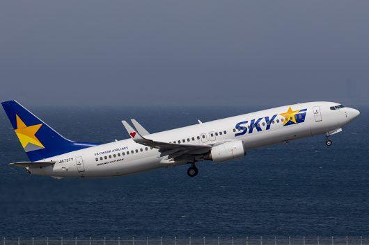 BC/SKY/スカイマーク  B737-800 JA737Y