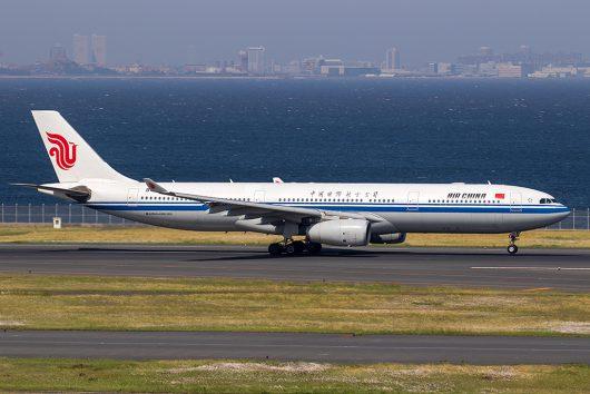 CA/CCA/中国国際航空 CA182 A330-300 B-5901
