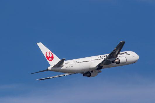 JL/JAL/日本航空 JL283 B767-300ER JA652J