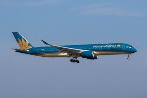 VN/HVN/ベトナム航空 VN384 A350-900 VN-A893