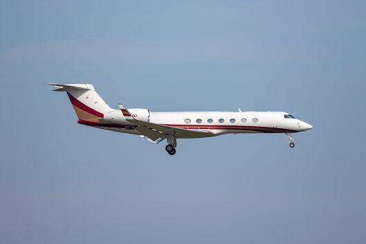 BIZ-Jet  Gulfstream  HB-JKI