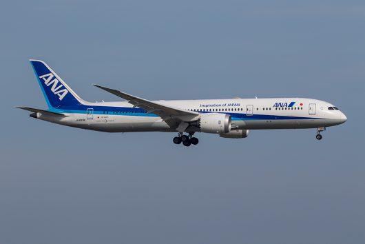 NH/ANA/全日空 NH218 B787-9 JA839A