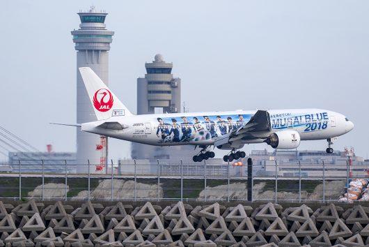 JL/JAL/日本航空 JL316 B777-200 JA8979
