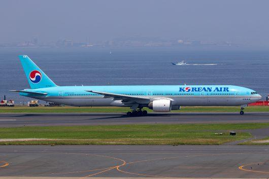 KE/KAL/大韓航空  B777-300 HL7533